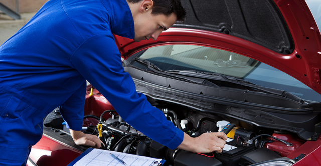 Key To Long Car Life: Multipoint Inspection
