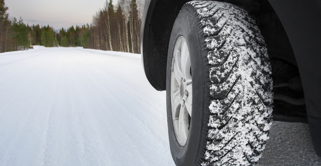 Winter Tires A Wise Investment For Snowbound Drivers
